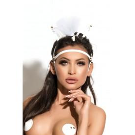 Маска с ушками Queen of hearts Allure